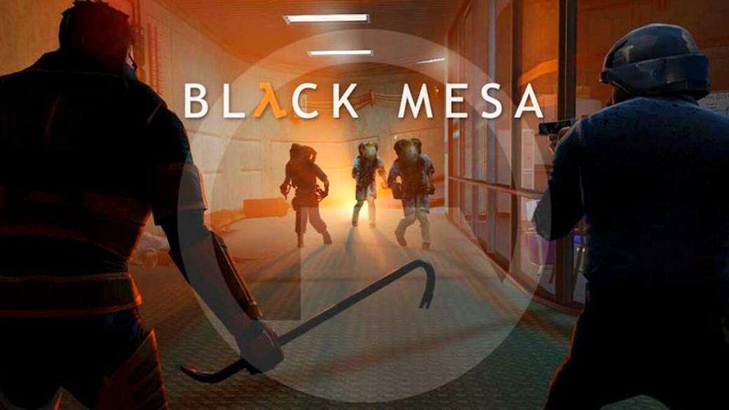 Black Mesa, Reviews: the remake of Half-Life