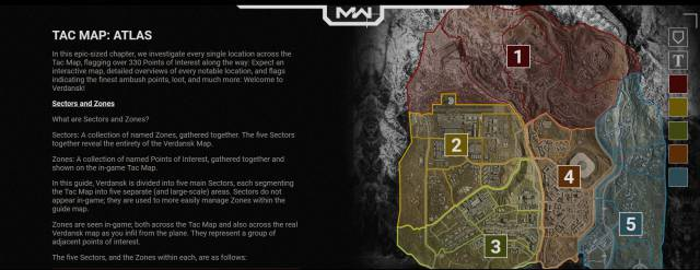 Call Of Duty Warzone This Is Your Complete Map