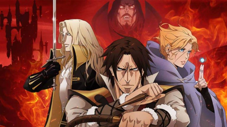 Castlevania renews on Netflix: there will be Season 4 coming soon