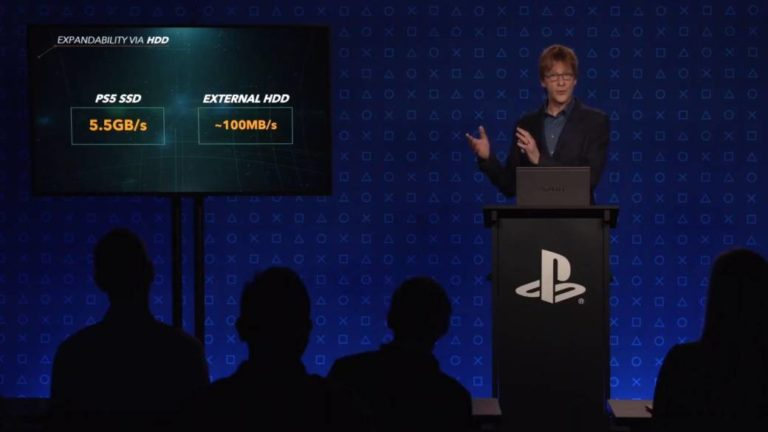 """PS5 wants access to games """"to be as fast as Netflix"""", according to Jason Schreier"""
