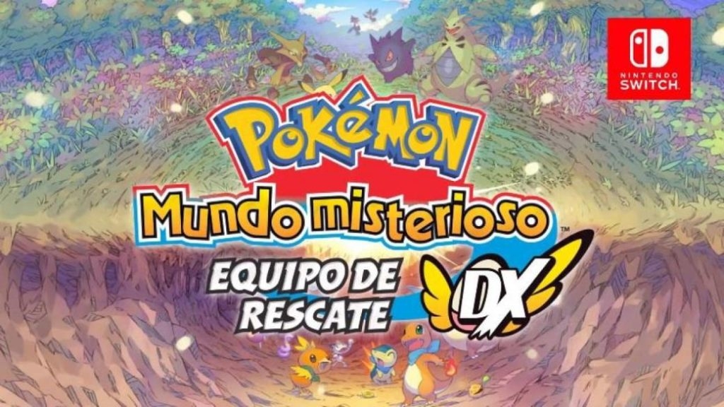 Pokémon Mystery World Guide: Switch DX Rescue team; secrets, tricks, tips and more