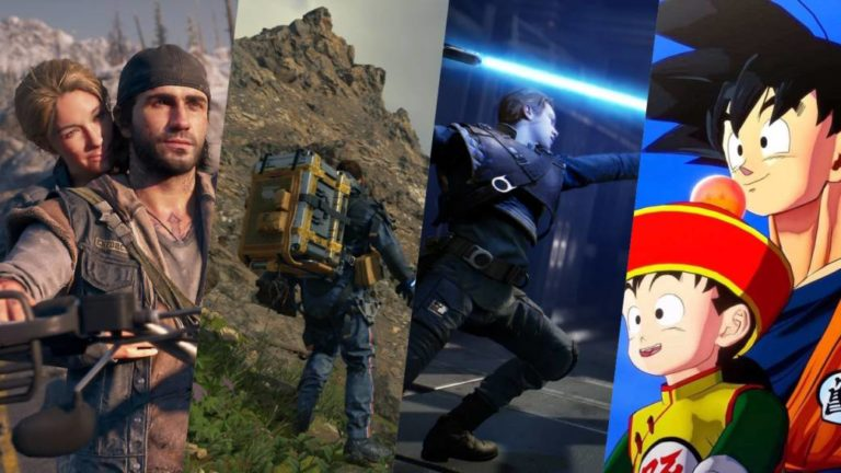 Spring Sale on PS4 PS Store: Death Stranding, Dragon Ball Z: Kakarot and more