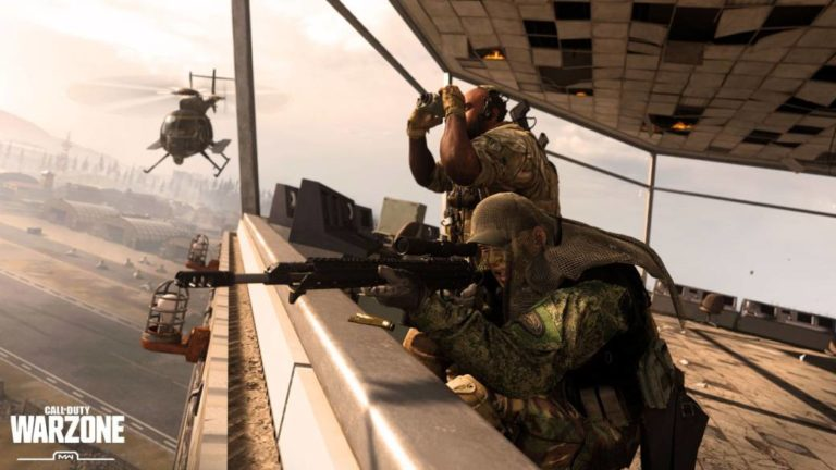Call of Duty: Warzone does not want cheats: more than 50,000 expelled
