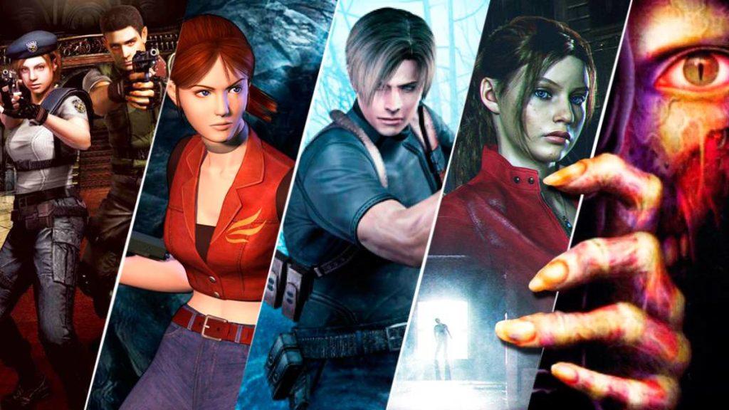 Top 10 The Best Resident Evil
