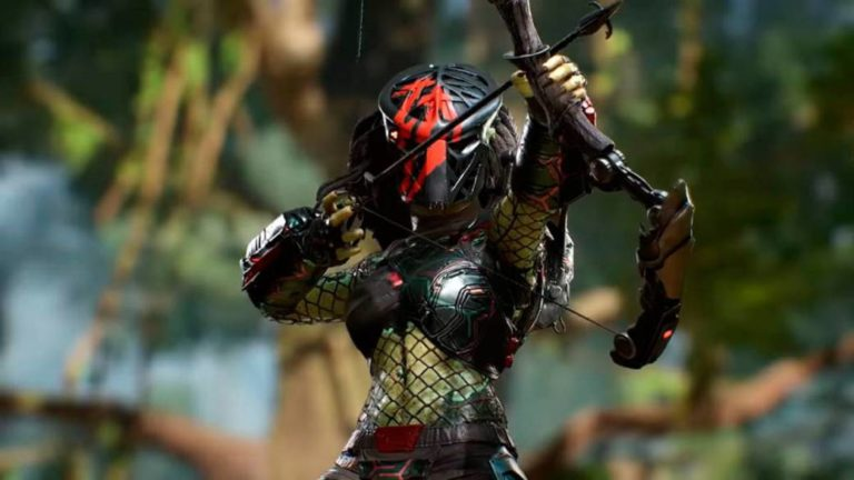 Predator: Hunting Grounds, PS4 prints