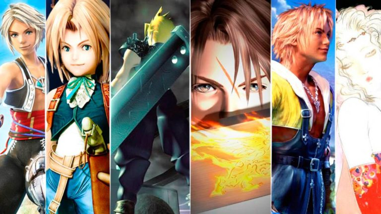 Top 10: the best games in the Final Fantasy saga