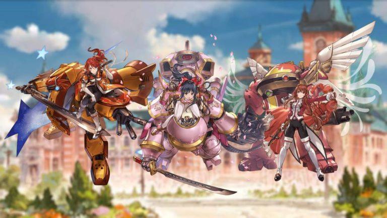 Sakura Wars, prints