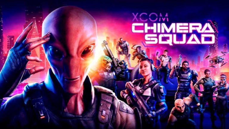 XCOM: Chimera Squad, a pleasant surprise