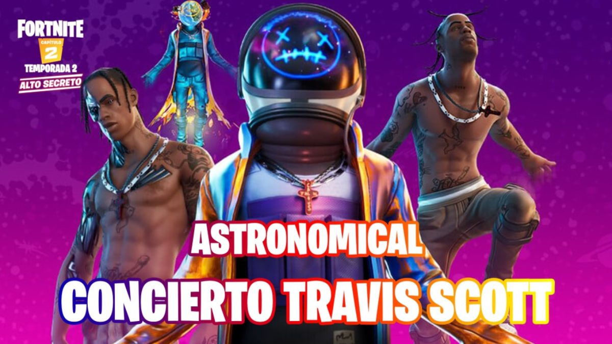 Travis Scott And Fortnite Live Event Live Astronomical Concert Fortnite just concluded its most recent live event. travis scott and fortnite live event