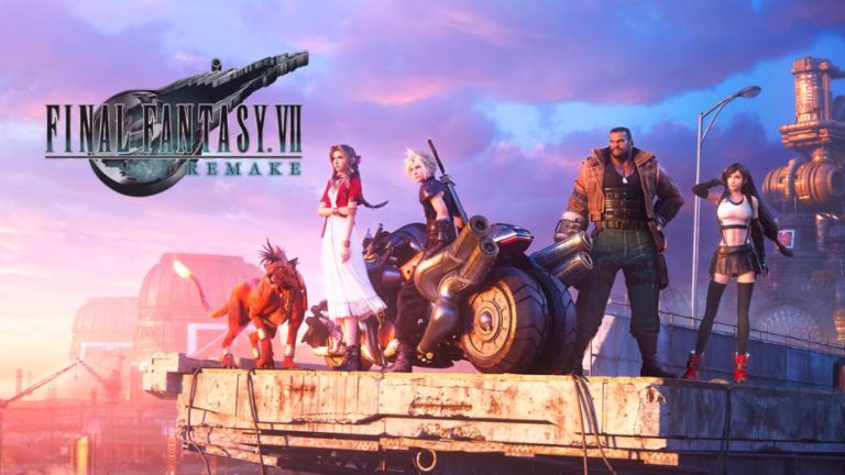 In what order to play the Final Fantasy VII saga