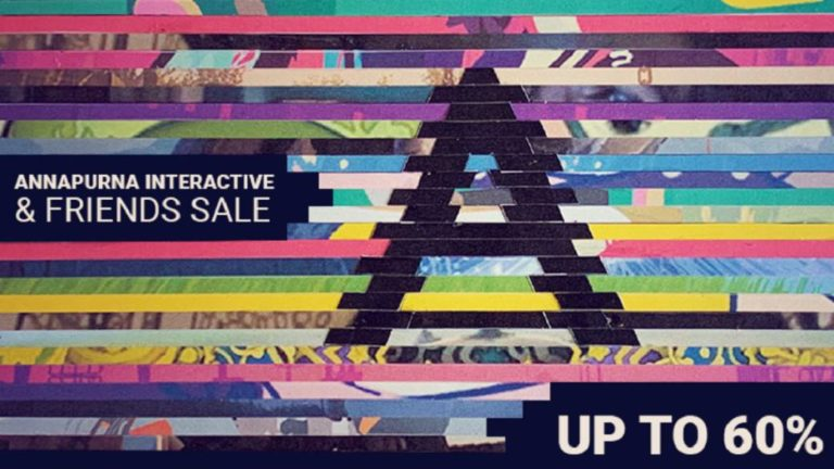 Find Annapurna Interactive hits with up to 60% off on Steam