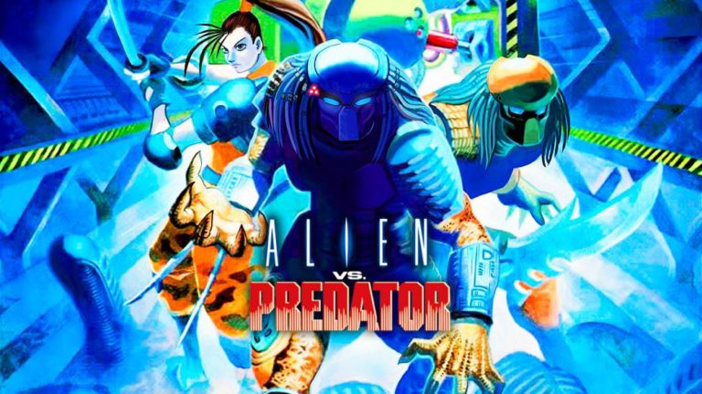 Alien Vs. Predator: a Beat'em Up great