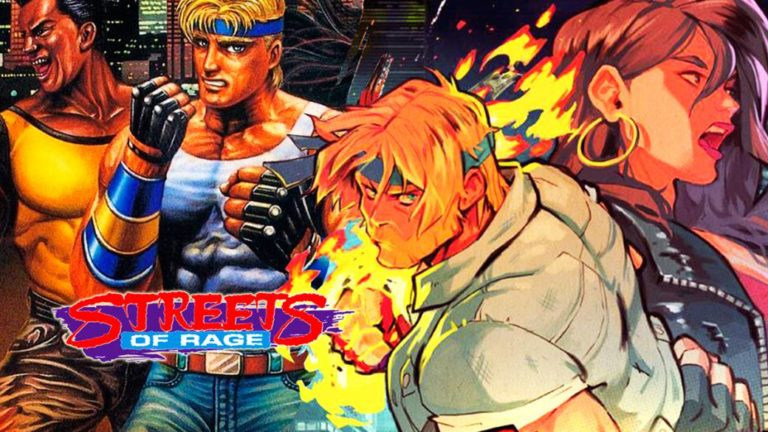 Road to Streets of Rage 4: past and present