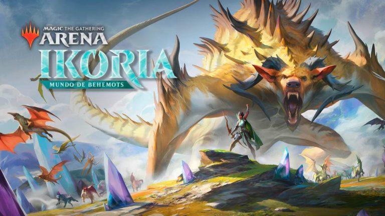 MTG Arena Ikoria: Worlds of Behemots, Impressions