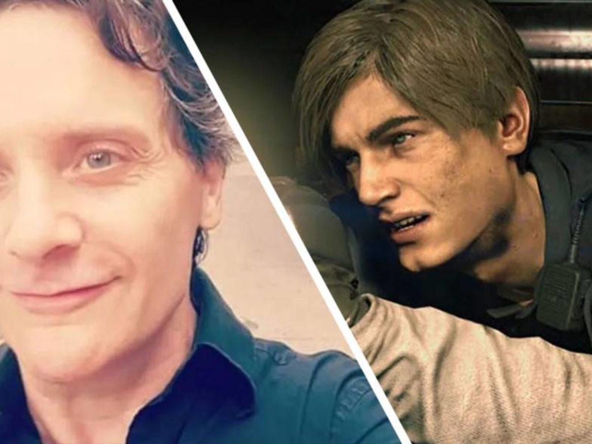 Leon Kennedy Actor Dies In Original Resident Evil 2 Paul Haddad
