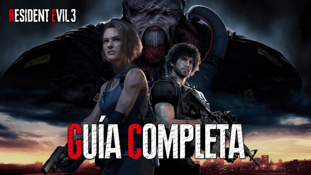 resident evil 3 remake guide pc ps4 xbox one story secrets extra cheats