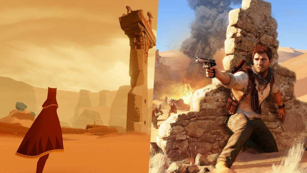 Last day to get Uncharted Collection and Journey for free