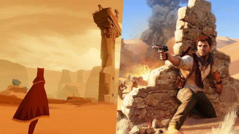 Sony to Offer Uncharted: The Nathan Drake Collection and Journey Free for Coronavirus
