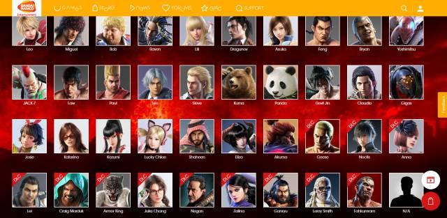 Tekken 7 Website Anticipates The Arrival Of A New Fighter