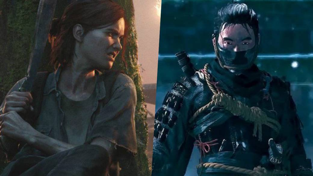 The Last of Us Part II and Ghost of Tsushima have a release date
