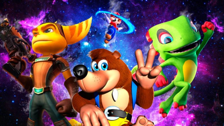 3D platform games in the new generation, is there life beyond Mario?