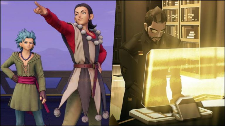 Square Enix collects various JRPGs for solidarity purposes; Deus Ex GO free on iOS and Android