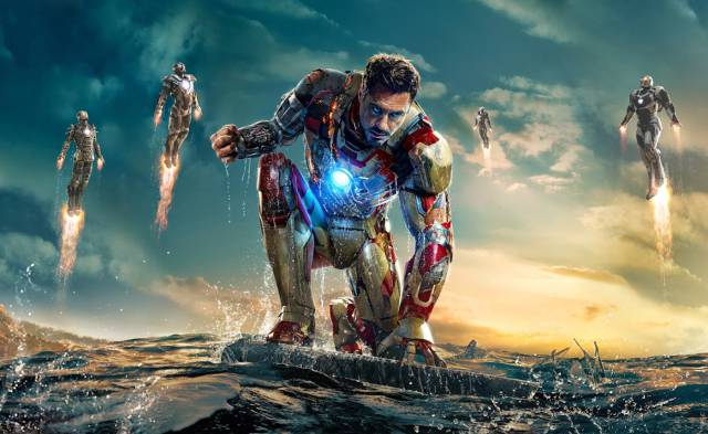 The 25 highest grossing films in history
