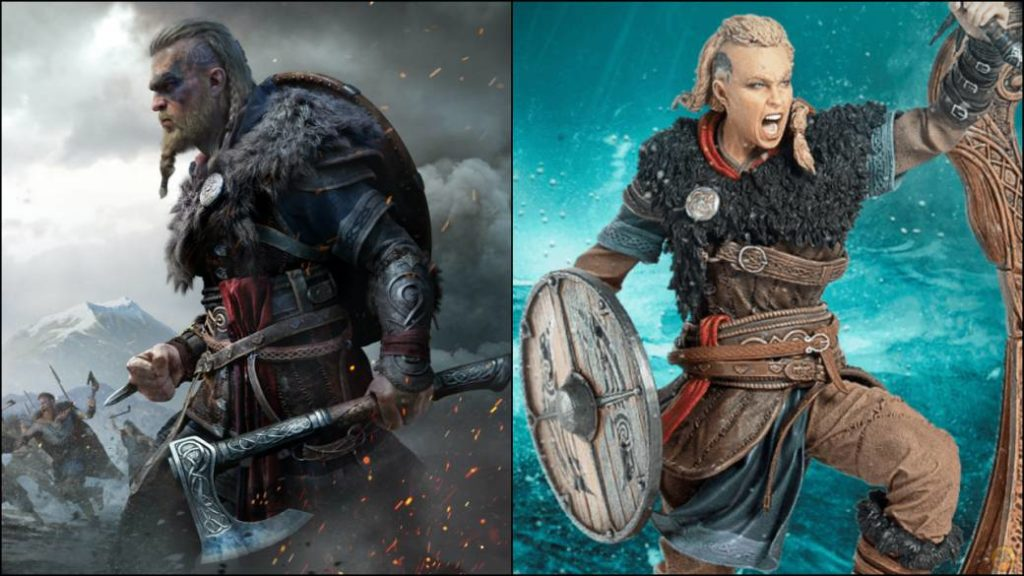 Assassin S Creed Valhalla Both Protagonists Will Be Canon Male