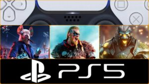 PS5: all games confirmed for now for PlayStation 5