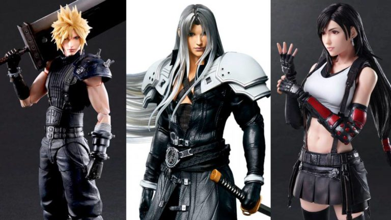 Final Fantasy VII Remake: this is the new Square Enix collectible figures
