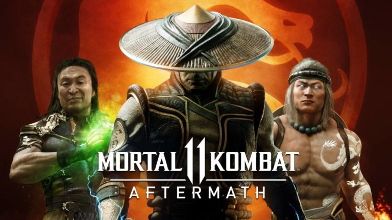 Mortal Kombat 11: Aftermath, impressions: the Kontinu story