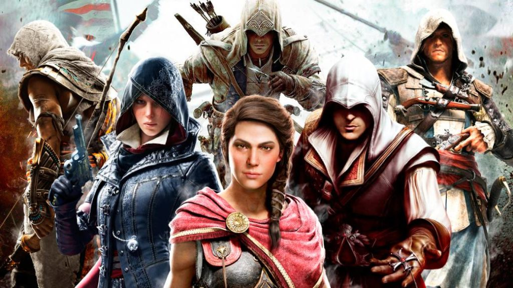 Top 10 The Best Games In The Assassin S Creed Saga