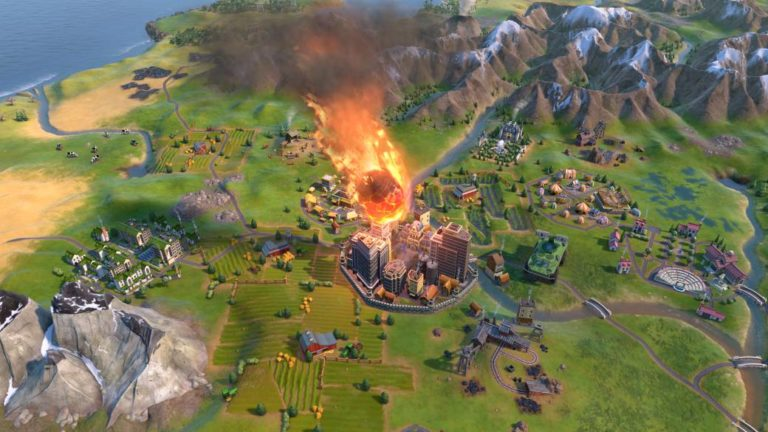 Civilization VI New Frontier, Season Pass with Frequent Content Starting May