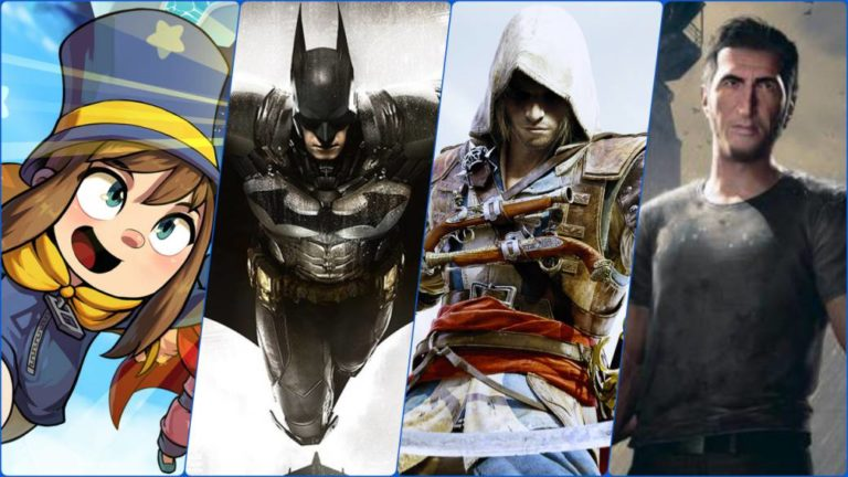 PS4 offers: great PlayStation 4 games for less than 15 euros