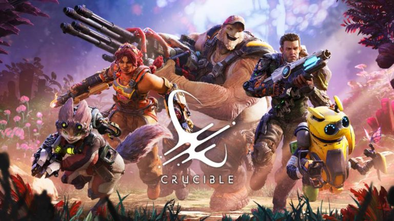 This is Crucible, the new team-based F2P shooter from Amazon Games