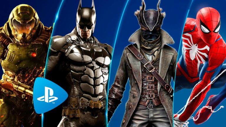 PS Now: essential games for all types of players
