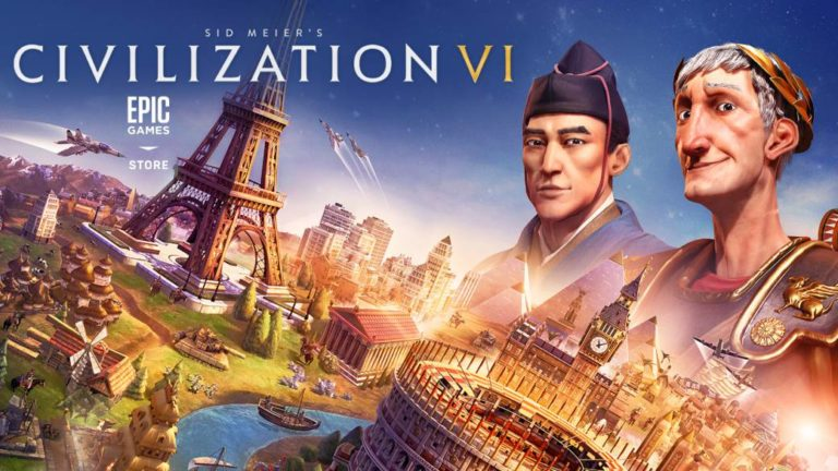 Civilization 6, new free game from Epic Games Store