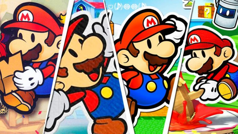 Paper Mario, 20 years of creativity, imagination and role