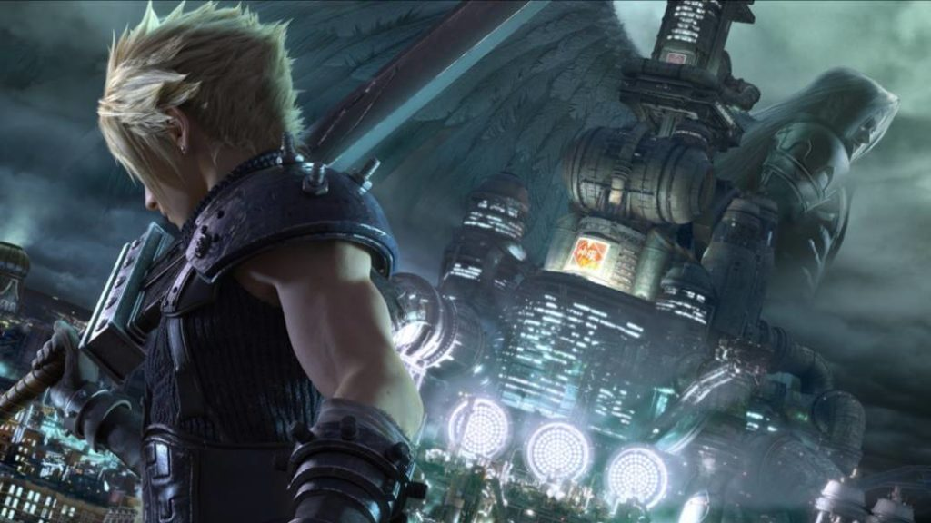 Final Fantasy 7 Remake in USA: April's best seller and breaks two FFXV records