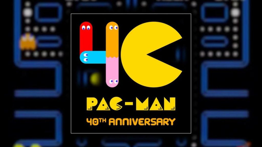 Videogame history: Pac-Man turns 40 and presents his great celebration