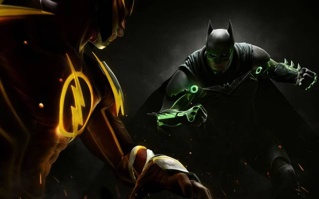 Injustice 2 Fighting Games