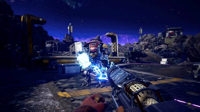 The Outer Worlds Nintendo Switch June 5