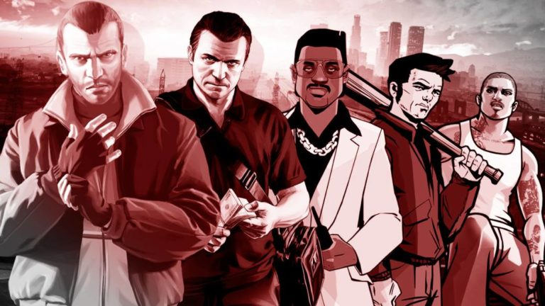 GTA Top 10, the best games in the series