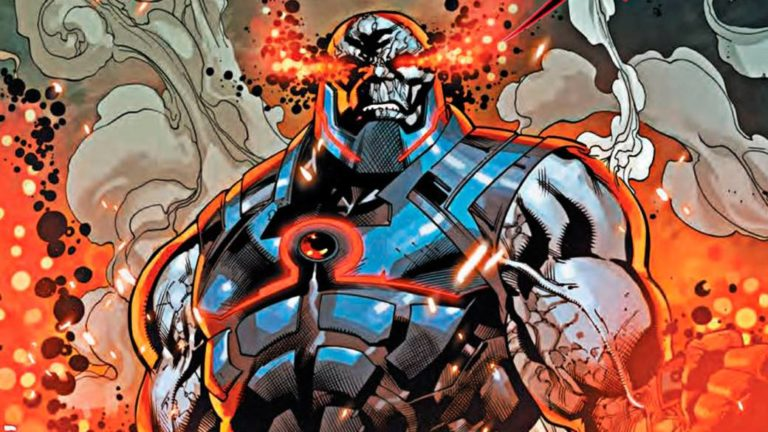 Zack Snyder's Justice League: Darkseid actor points to his appearance