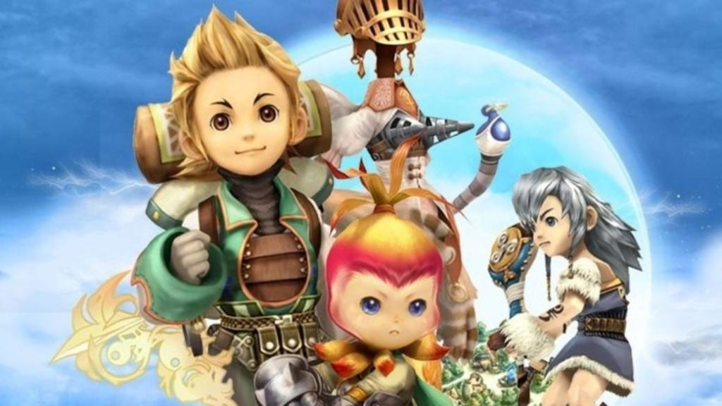 Final Fantasy Crystal Chronicles Remastered is coming without local multiplayer