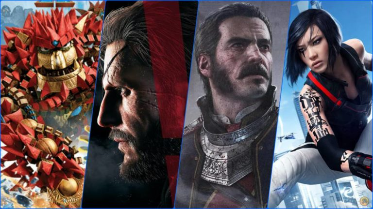 PS4 offers: 8 games from major publishers for less than 10 euros on the PS Store