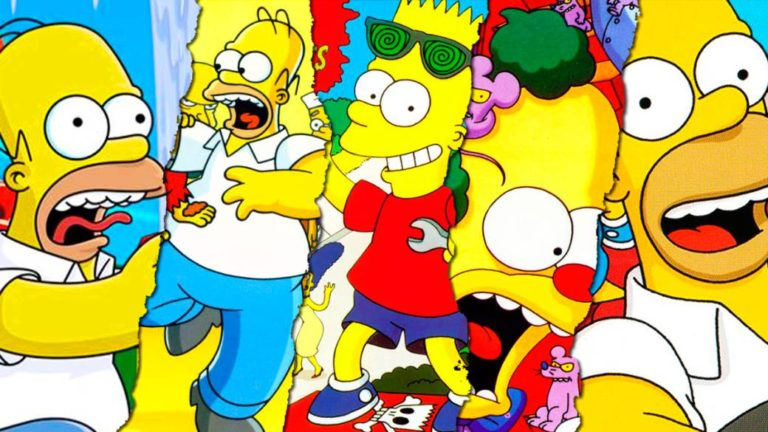 The 10 best video games of the Simpsons