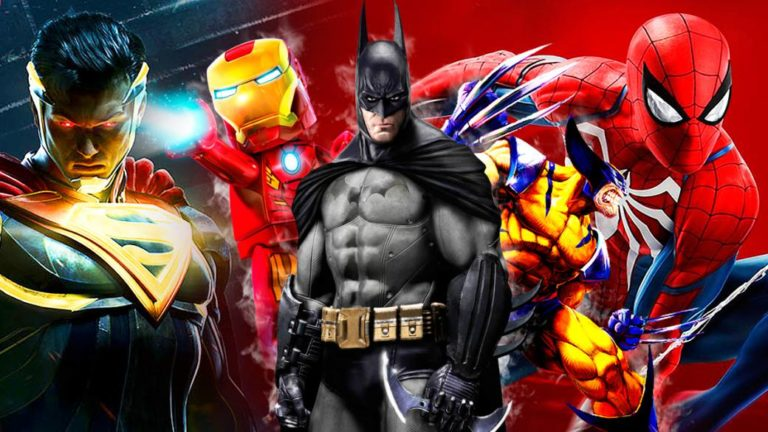 The best superhero games - Top 12