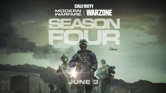 Date And New Trailer For Season 4 Of Call Of Duty Modern Warfare