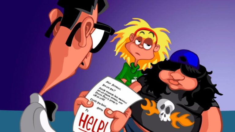Day of the Tentacle, Grim Fandango, and Full Throttle bound for Xbox One in late 2020